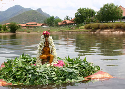 Puja to the 5 Elements