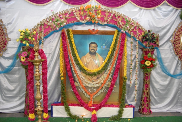 Project initiated by Sri Sakthi Amma