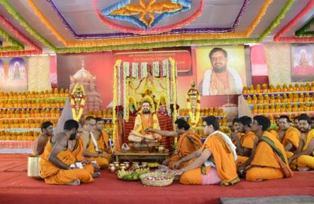 Sripuram 6th Anniversary Celebrations