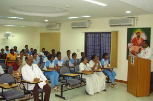 Dr. Ravichandran from the AR Centre