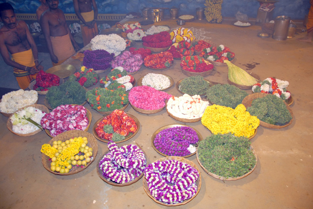 Offerings for the Yagam
