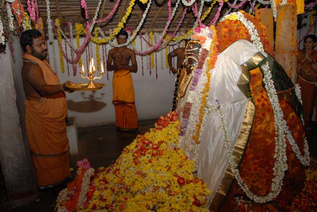 Mangala Aarathi at the Puthu