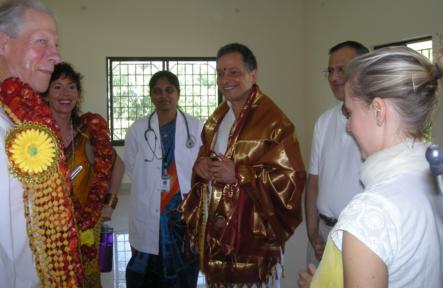 SNH&RC – Inauguration of the Diabetology & Metabolism Department