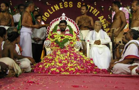Beloved Amma's 25th Jayanthi