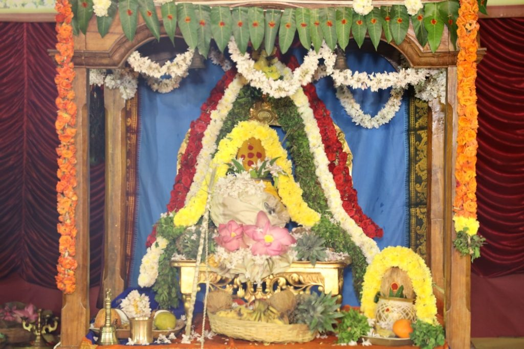 Medha Suktham Homam Day2 Evening