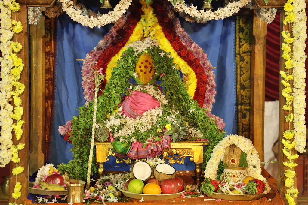 Sri Suktham Homam Day3 Evening